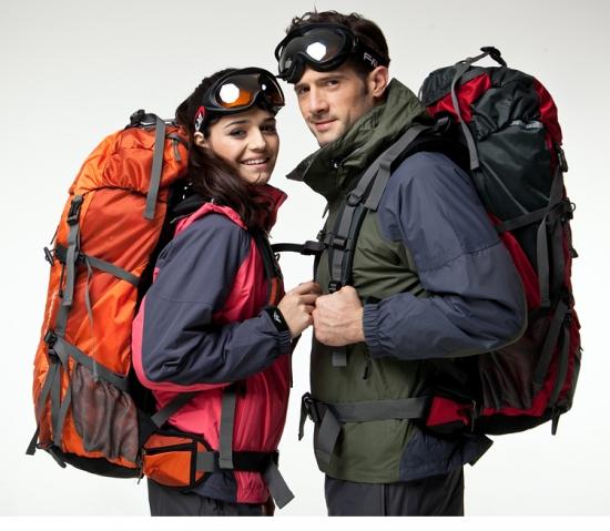 Рюкзаки туристические для всех видов путешествий.